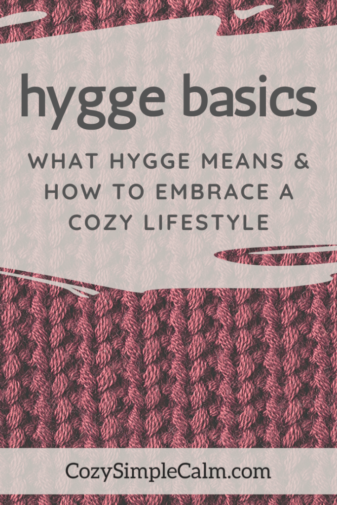 hygge meaning, what is hyyge