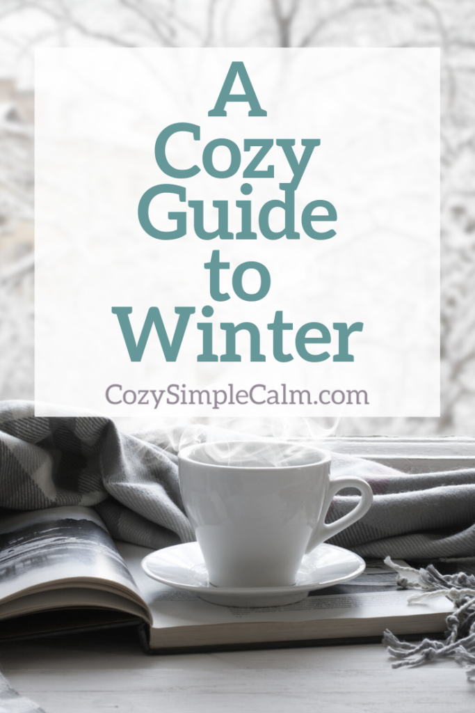 cozy guide to winter