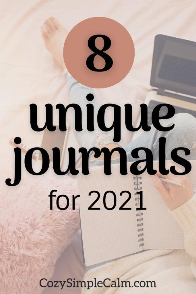 guided journals - pinterest image