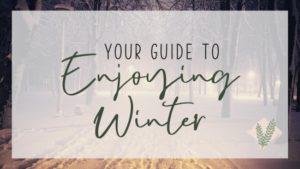 Enjoying winter - featured image